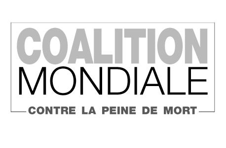 Coalition mondiale contre la peine de mort (WCADP) logo