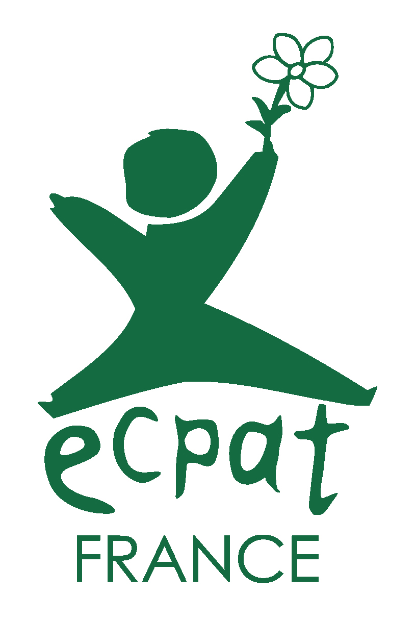 End Child Prostitution, Child Pornography and Trafficking of Child for Sexual Purposes France (ECPAT – France)  logo