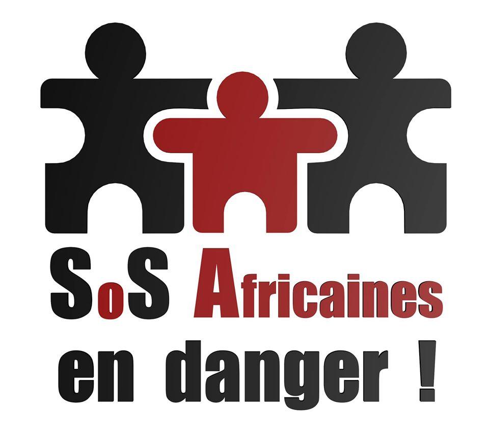 SOS Africaines en danger logo