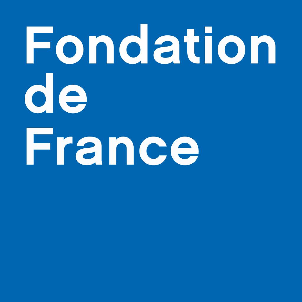 La Fondation de France  logo