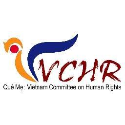 Comité Vietnam pour la défense des droits de l'Homme (CVDDH) logo
