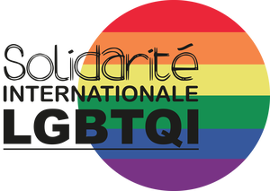 Solidarité internationale LGBTQI (SIL) logo