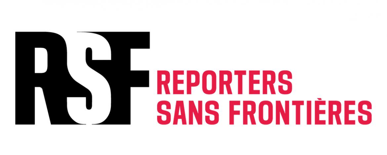 Reporters sans frontières (RSF)  logo